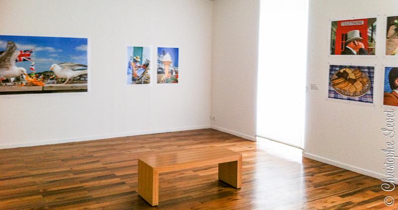 Exposition Martin Parr et Rip Hopkins au Musée Géo-Charles à Echirolles ©www.levetchristophe.fr