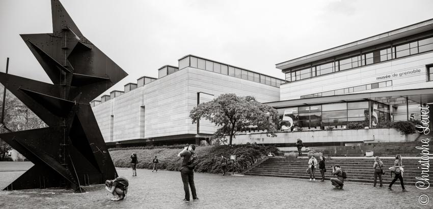 Les Photo Walkers au Musée de Grenoble ! ©www.levetchristophe.fr