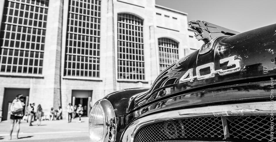 Marche de la mode vintage - Lyon