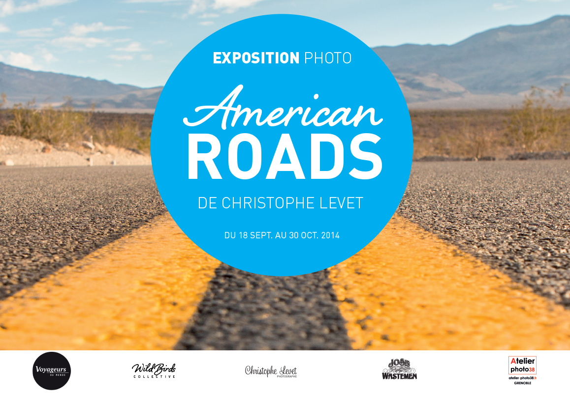 expositions photo American Roads