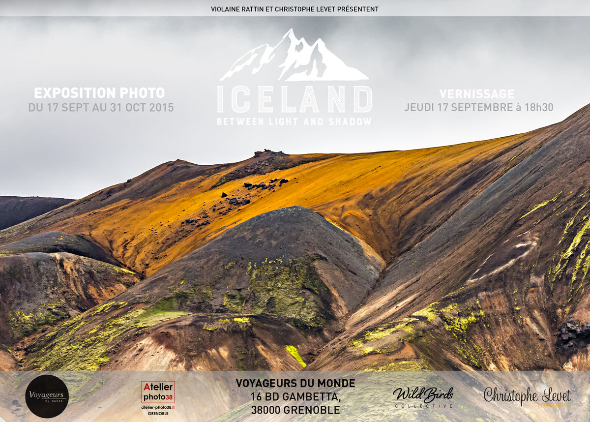 Expositions photo Grenoble Iceland