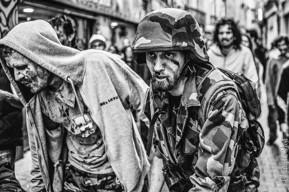 Zombies et survivants