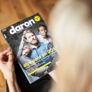Daron Magazine : photo de couverture