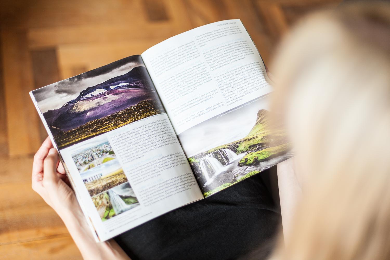 Carnet de voyage pour Daron Magazine