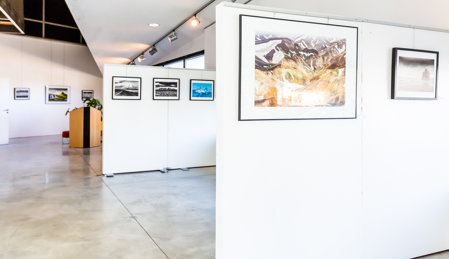 Exposition photo sur l'Islande à Ploeren