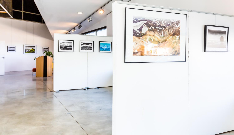 Exposition photo sur l'Islande à Ploeren
