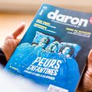 Publication photo dans Daron Magazine